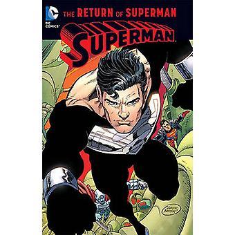 Superman - o retorno do Super-homem por Jon Bogdanove - Tom Grummett-