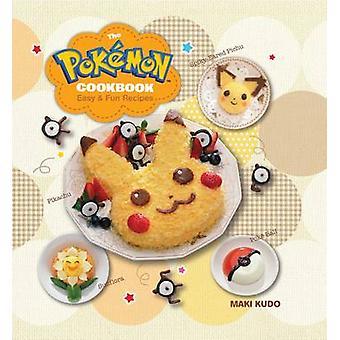 The Pokemon Cookbook - Easy & Fun Recipes by Maki Kudo - Maki Kudo - 9