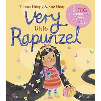 Zeer weinig Rapunzel door Teresa Heapy - Sue Heap - 9781782953142 boek