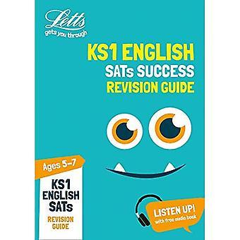 Ks1 Anglais Guide de révision SATs: Tests de 2018 - succès de révision Letts KS1