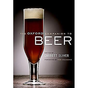 El compañero de Oxford a la cerveza