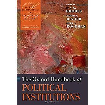 Oxford håndboken av politiske institusjoner (Oxford håndbøker i politisk vitenskap)