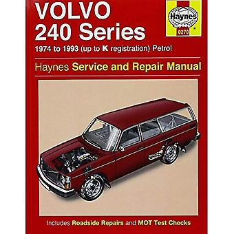 Volvo 240 serie Service en reparatie handleiding (Haynes Service en reparatie handleidingen)