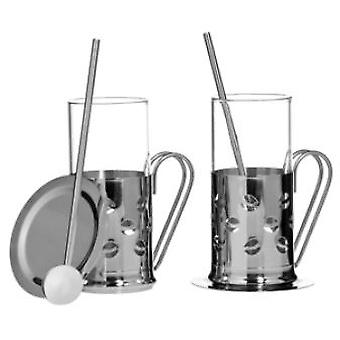 Bean irish coffee set