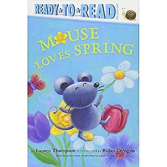 La souris aime le printemps (souris)