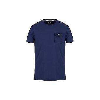 Weekend Offender Vincenzo Navy Pocket T-shirt