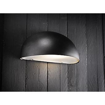 Scorpius Maxi - zwarte Dome Wall Light - Nordlux 21751003