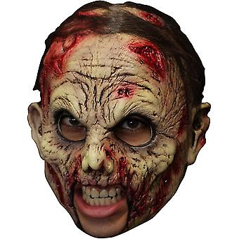 Undead Dlx Chinless Mask For Halloween
