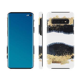iDeal Di Svezia Samsung Galaxy S10-Gleaming Liquirizione