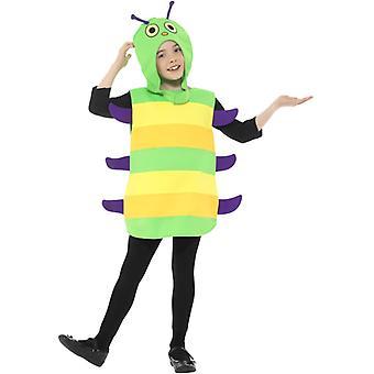 Caterpillar kostuum