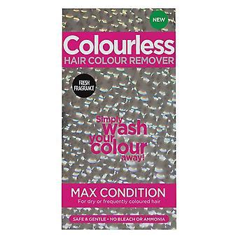 Farveløs hårfarve Remover Max tilstand