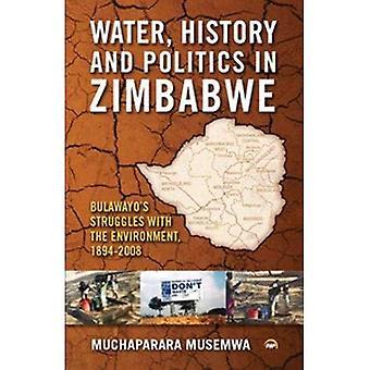Water, geschiedenis en politiek in Zimbabwe