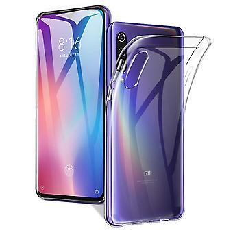 Xiaomi mi 9 telefoon geval geval geval Silicone transparant