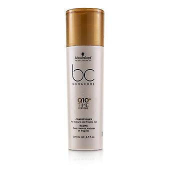 Schwarzkopf Bc Bonacure Q10MD Time Restore Conditioner (pour les cheveux matures et fragiles) - 200ml/6.7oz