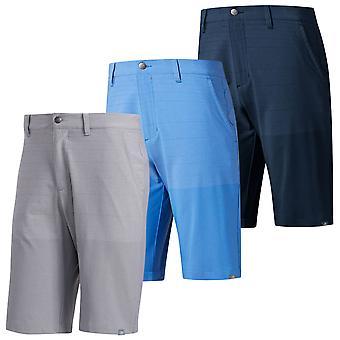 adidas Golf Mens Ultimate365 Climacool Pantaloncini resistenti all'acqua