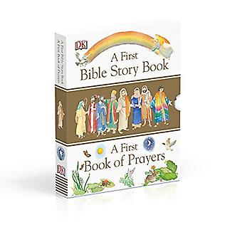 A First Bible Story Book and a First Book of Prayers by DK - 97802412