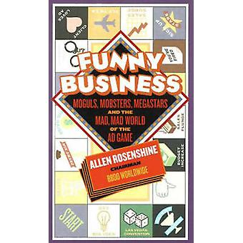 Funny Business - Moguls - Mobsters - Megastars and the Mad - Mad World