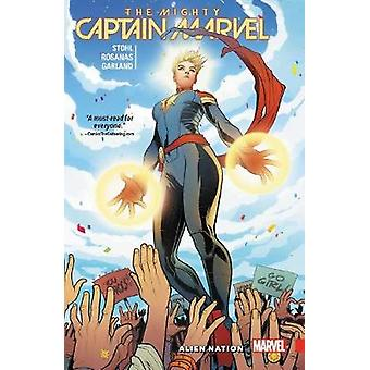 The Mighty Captain Marvel Vol. 1 - Alien Nation by Margaret Stohl - 97