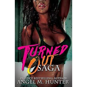 Turned Out Saga by Angel Hunter - 9781622869640 Book