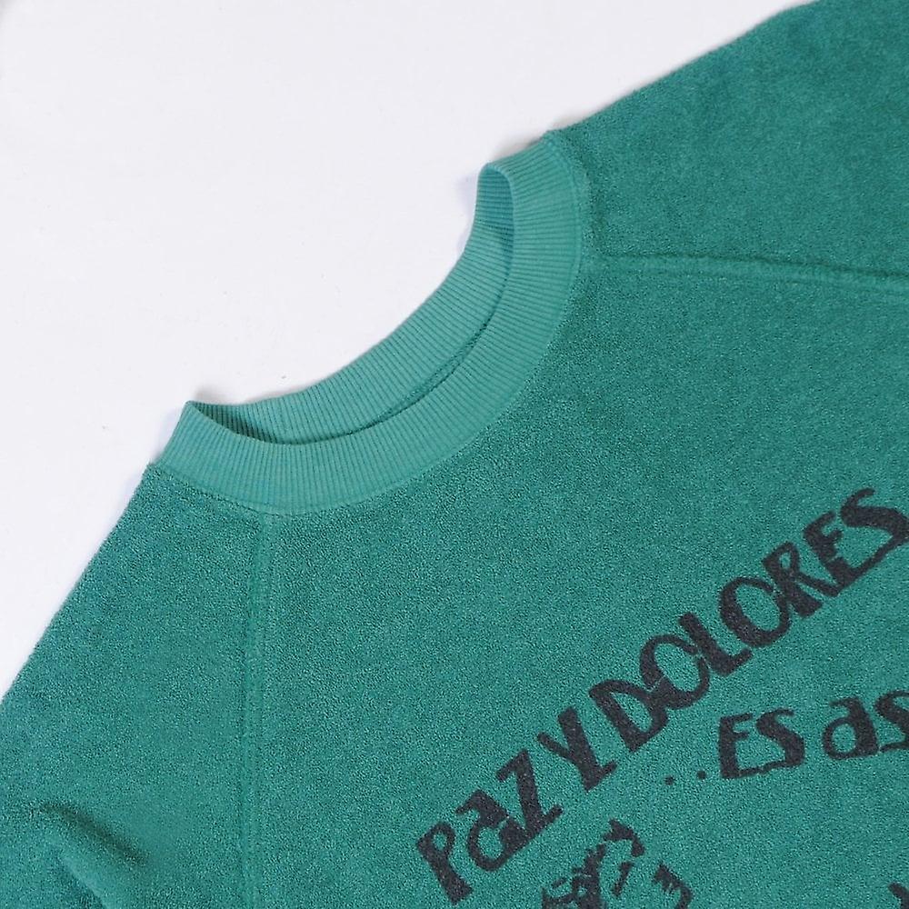 Maison Margiela Fabric Textured Graphic Print T-Shirt