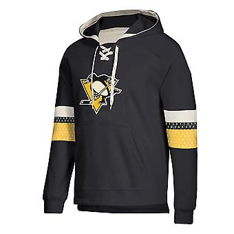 Adidas Nhl Pittsburgh Penguins Pullover Jersey Hood