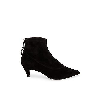Steve Madden Womens Resolve Pointed Toe Ankle Fashion Boots