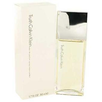 Truth By Calvin Klein Eau De Parfum Spray 1.7 Oz (women) V728-402172