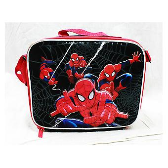 Lunch Bag - Marvel - Spiderman Aktivita Black Kit Case Boys us24788