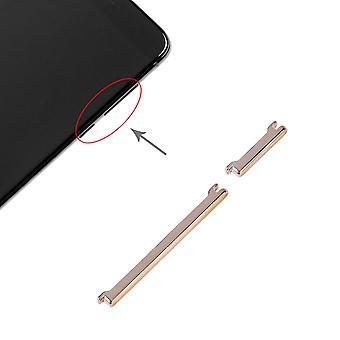 Power Volume Button Gold für Xiaomi Mi 6 Lautstärke On Off Ersatzteil Zubehör
