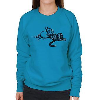 Krazy Kat NAP sweatshirt til kvinder