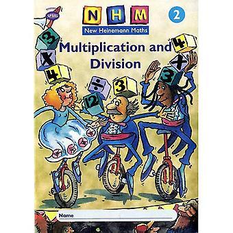 Nouveau Heinemann Maths année 2, cahier d'activités de Multiplication (single) (nouveau HEINEMANN MATHS)