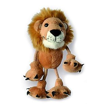 Finger Puppet - Lion New Soft Doll Plush PC020203