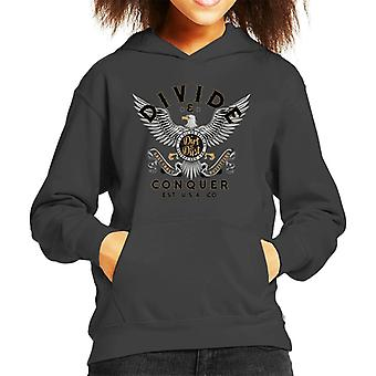 Divide & Conquer Outfitters Eagle Kid's Hooded Sweatshirt