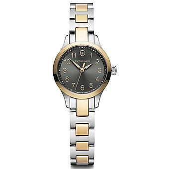 Victorinox alliance Quartz Analog Women's Watch with Stainless Steel Bracelet V241841