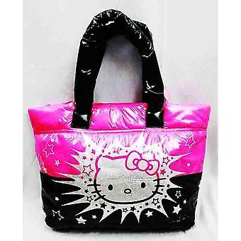 Einkaufstasche - Hallo Kitty - Splitter & rosa neue Geschenke Mädchen Hand Geldbörse 3069554