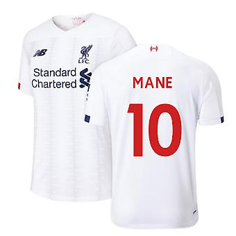 2019-2020 Liverpool Away Fotballdrakt (barn) (mane 10)