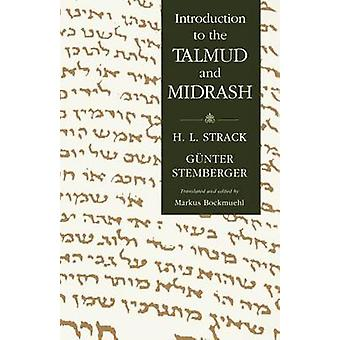 Introduction to the Talmud and Midrash by Hermann L Strack - 97808006