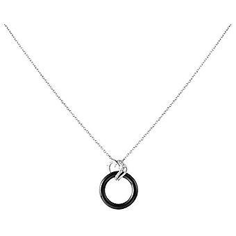 Ceranity Woman 925 zilver wit zirkonium oxide FASHIONNECKLACEBRACELETANKLET 1-72/0048-N
