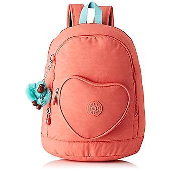 Kipling HEART BACKPACK Sac à dos pour enfants - 32 cm - 9 litres - Rose (Peachy Pink C)