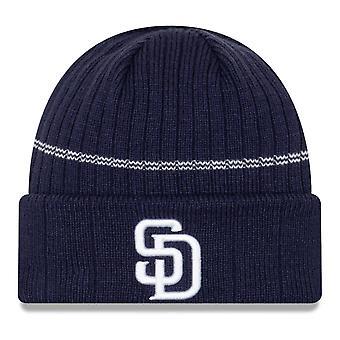 Новая эра MLB SPORT вязать Зимняя шляпа - Сан-Диего Падрес