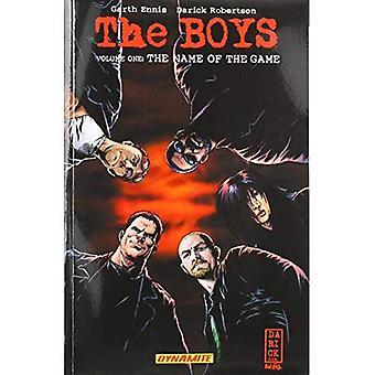De jongens deel 1: De naam van het spel: naam van het spel v. 1 (jongens): 1 (jongens)