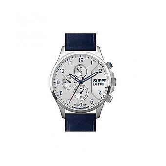 SUPERDRY-horloge-Unisex-SYG282UW-HOXTON MULTI