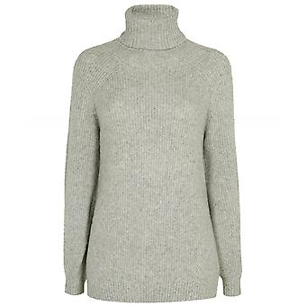 Ted Baker Sylinaa Chunky Wool Blend Roll Neck Jumper