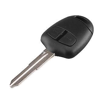 2 knoppen Remote Key shell Mitsubishi MIT11 Blade