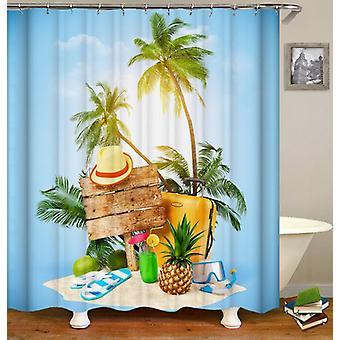 Tropisk ferie starter Pack Shower gardin