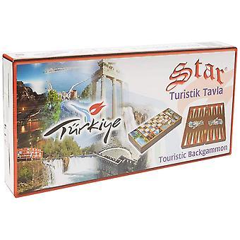 Staroyun1020852 20,5 x 43 x 5,5 cm Turístico Damali Backgammon Toy