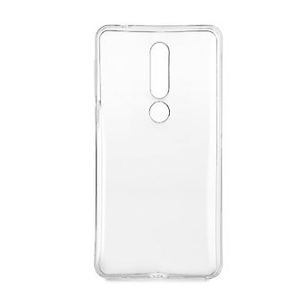 Hull for Nokia 4.2 Fleksibel gjennomsiktig