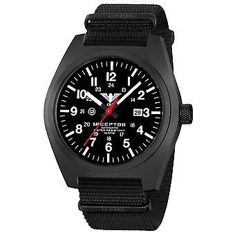 KHS militair horloge KHS. INCBSA. NB Inceptor Automatic 46mm 10ATM
