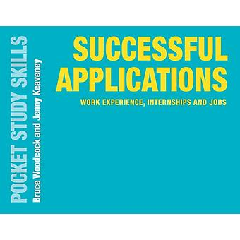 Successful Applications by Bruce Woodcock