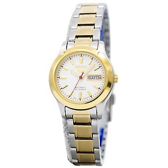Seiko 5 Automatic 21 Jewel SYMD90 SYMD90K1 SYMD90K kvinnor ' s Watch